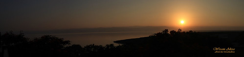 sunset tourism jordan deadsea