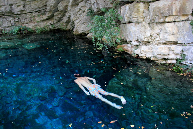 Marche Holiday Bathing rivers gallery in Le Marche