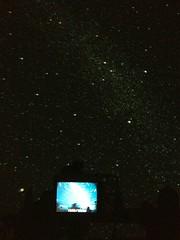 PowerShot S120 で星(擬似)を撮影