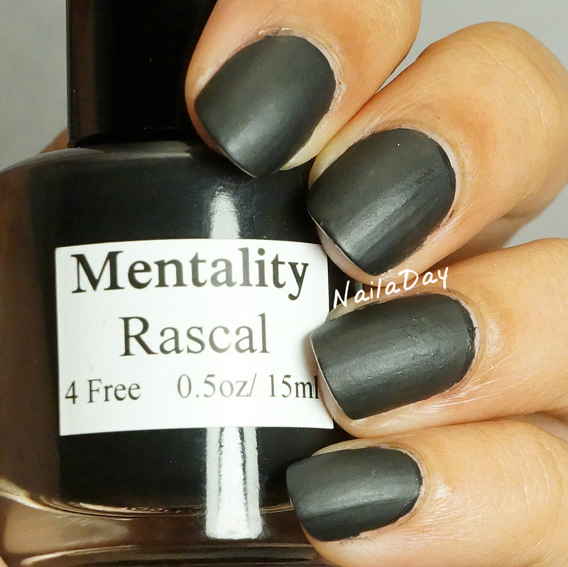 NailaDay: Mentality Rascal