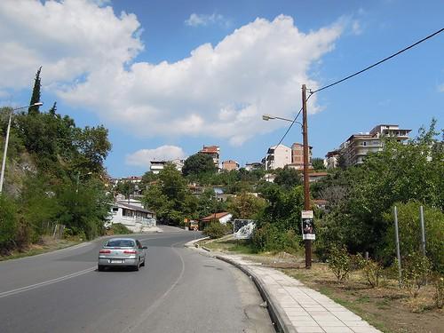 エデッサの街