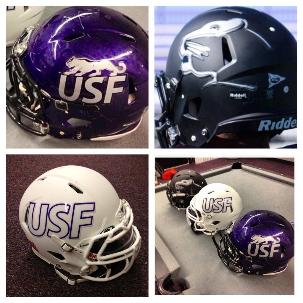 Healy Awards University Of Sioux Falls Football Helmet D Flickr