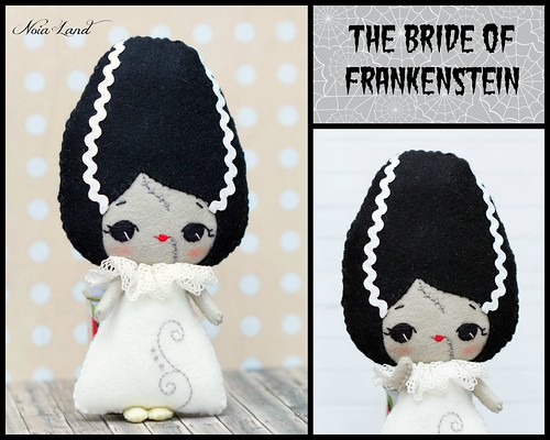 La novia de Frankenstein