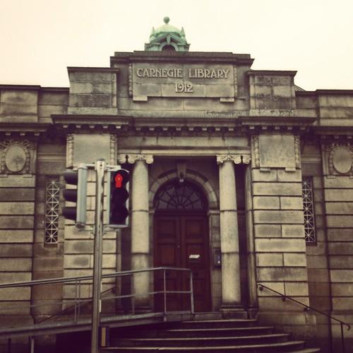 Carnegie Library, 1912, Dun Laoghaire, Co. Dublin