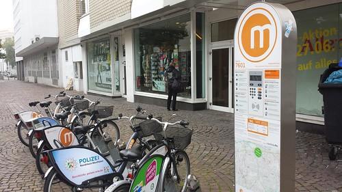 2013/10/06 - 10:23 - レンタル自転車のステーション