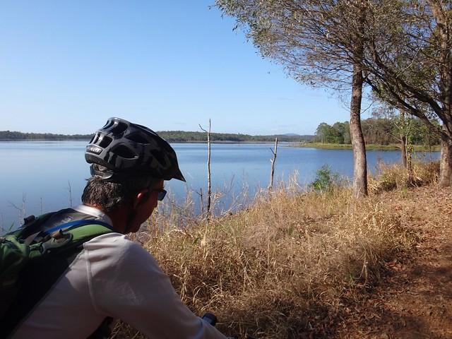 Lake Samsonvle Tracks