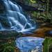 Elakala Falls #2 @ Blackwater Falls State Park {Explore}