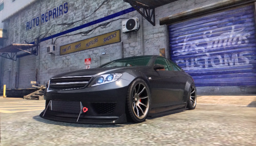 my latest ride from gta5 by craig grieco