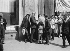Gateliv i Sovjetunionen - Kø (1935)
