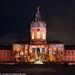 "Schloss Charlottenburg: ""Berlin's Schönste Franzosen | Projektion | FESTIVAL OF LIGHTS 2013"