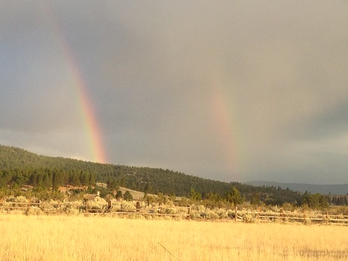 rainbow doublerainbow