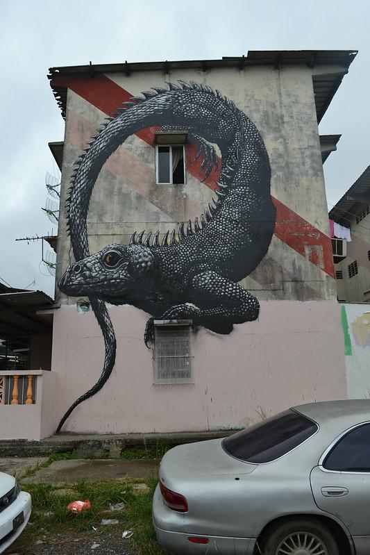 Panama City - Curundu - (2/3)