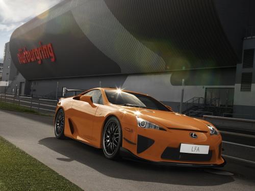 BMW и Toyota готовят спортивный гибрид в преемники Lexus LFA