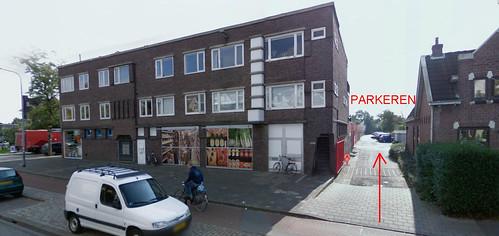 Parkeren bij Oriental Groningen