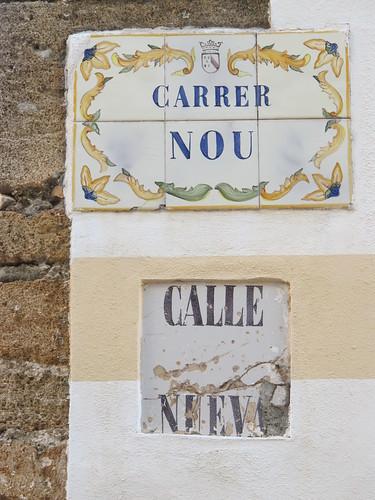 Calle Nueva | Carrer Nou - Risager