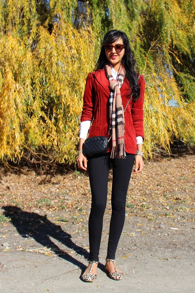 Plaid and Leopard 3