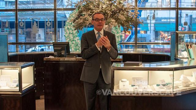 Tiffany Group Director Rob Ferguson