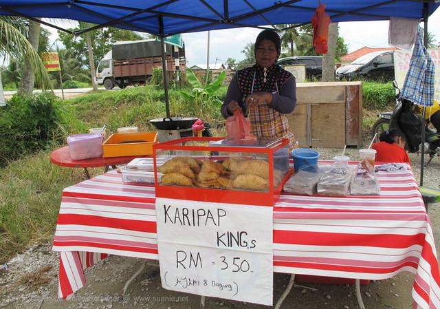 Cendol Bakar Kuala Selangor - Karipap King