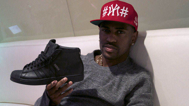 Big Sean Adidas Iconic Tennis Shoe
