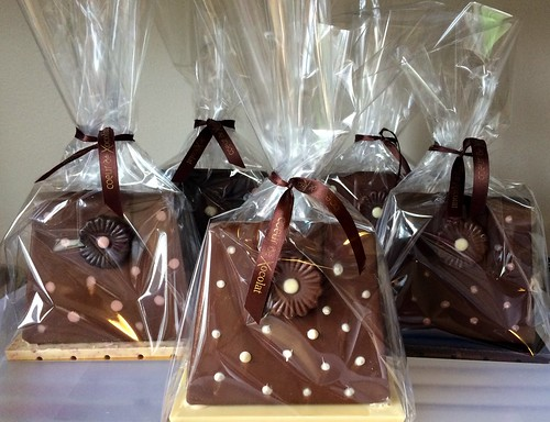 chocolate handbags