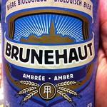 ベルギービール大好き!! ブリュノォ トラディション Brunehaut AMBER
