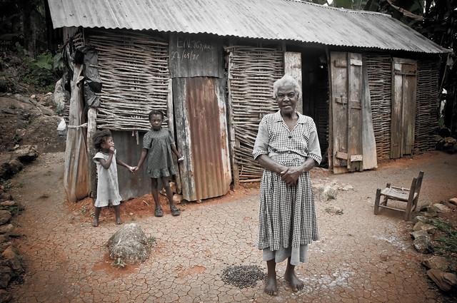 Haïti: Grandma's House