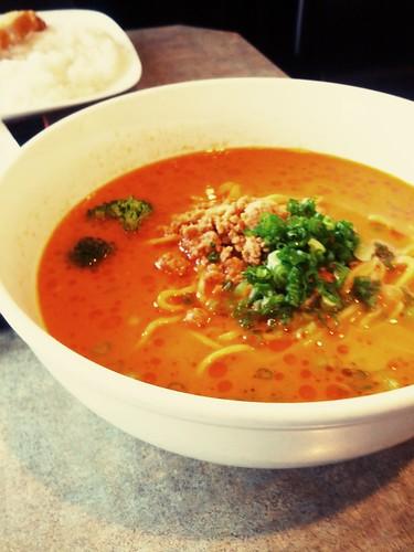 Tan Tan Ramen @ Chaya