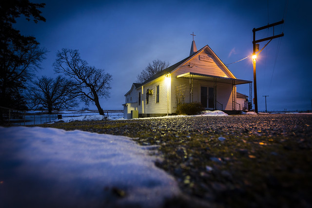 New Richland Missionary Bapist Church