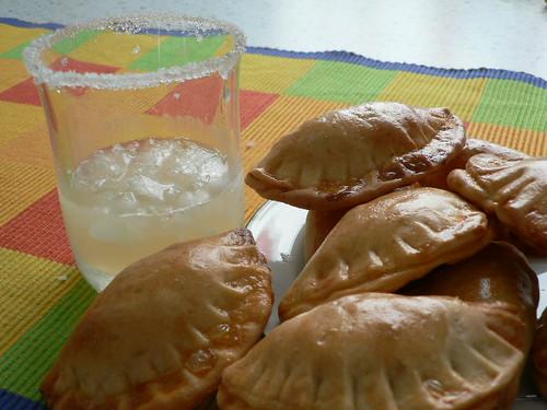 BP#12 Pisco with empanadas