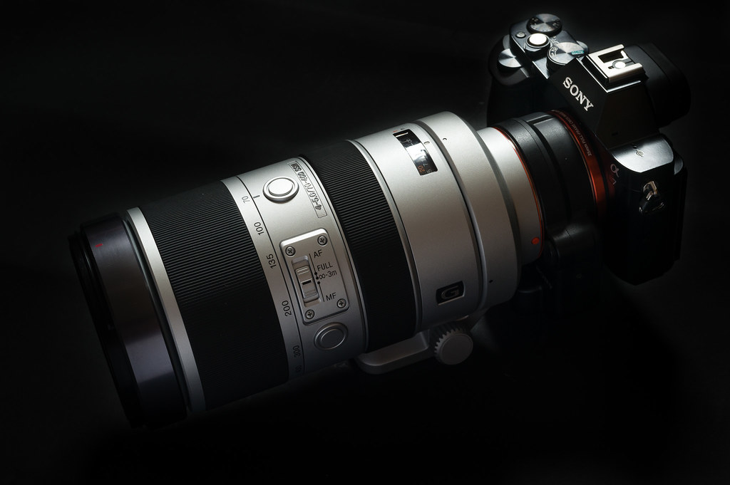 Sony G 70-400mm F4-5.6 SSM