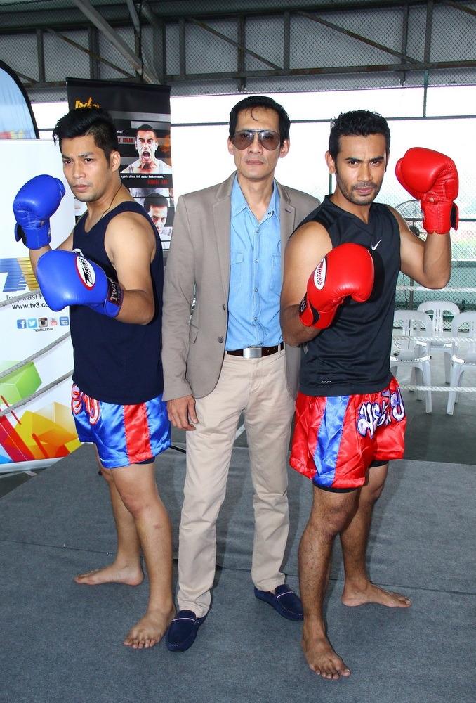Pelakon Utama Jiwa, Faizal Hussein, Kamal Adli Dan Remy Ishak (2)