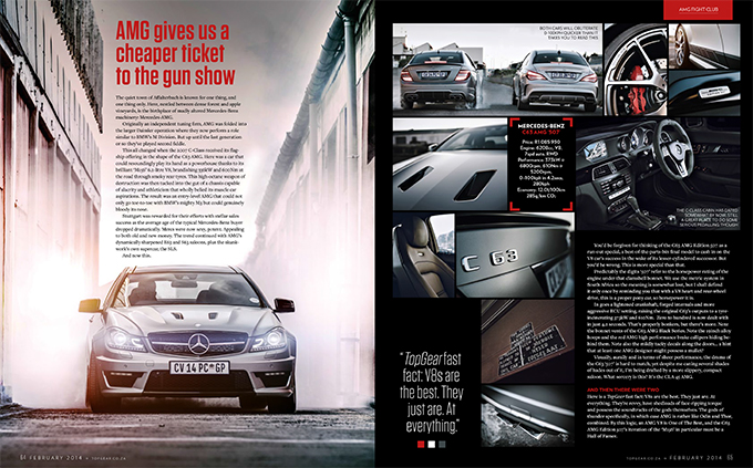 Desmond Louw car automotive photography feature in TopGear magazine South Africa dna photographers 06