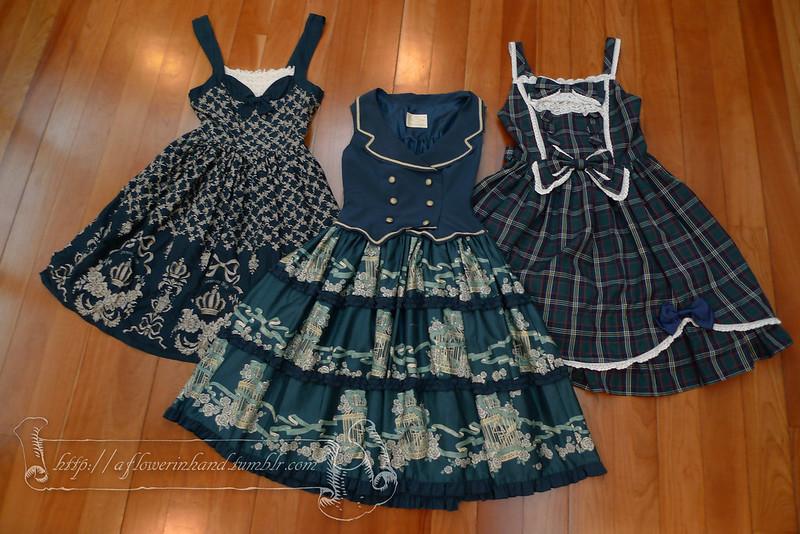 2014 Lolita Wardrobe Post