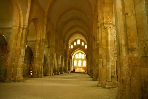 修道院の中