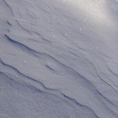 Snow like magic.