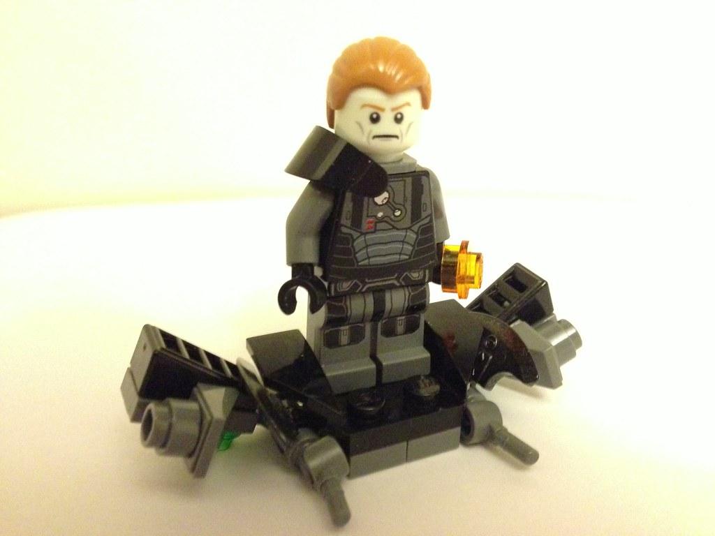 Lego spiderman green goblin - Lego the amazing spider man 3 ...