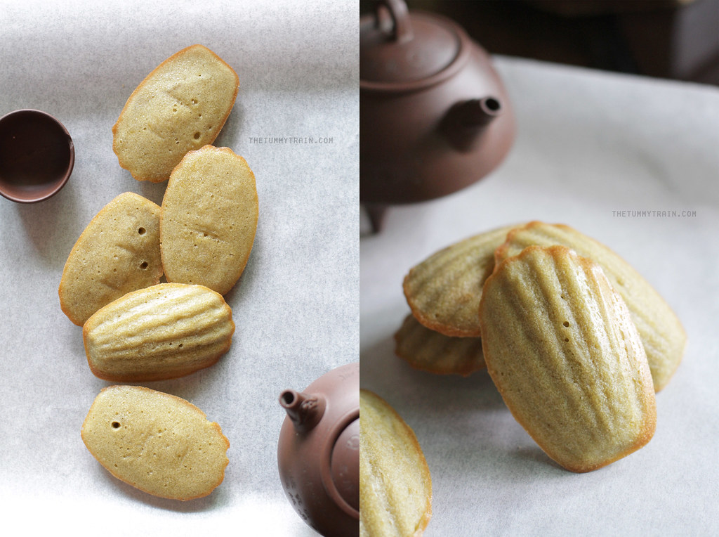 12633331464 acc9bc6723 b - My not-so-green Green Tea Madeleines and my blogger blues