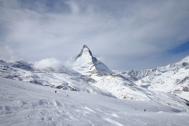 Matterhorn from Rotenboden