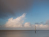 Post, Gironde Estuary