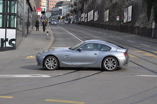 Armadillo - BMW Z4 Coupe 3.0 si