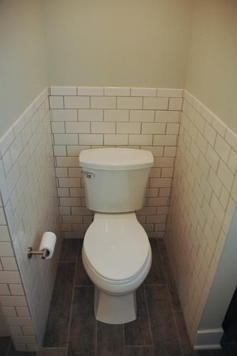 toilet nook
