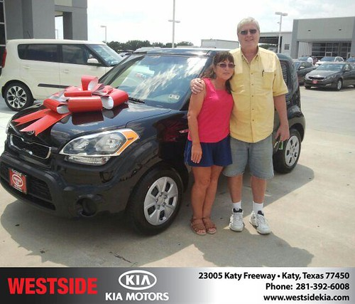 #HappyBirthday to Robert Sapp from Gil Guzman and everyone at Westside Kia! by Westside KIA