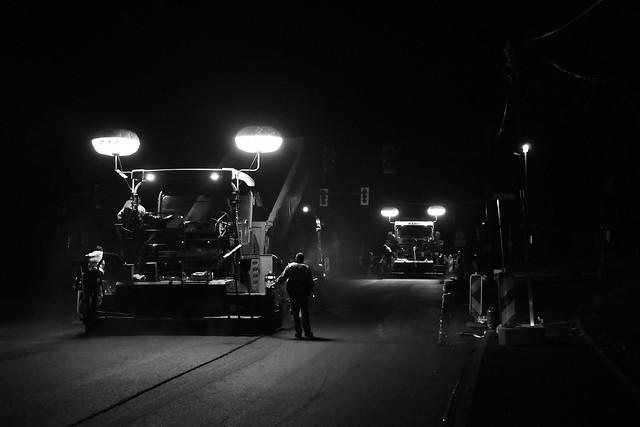 Ночные работы