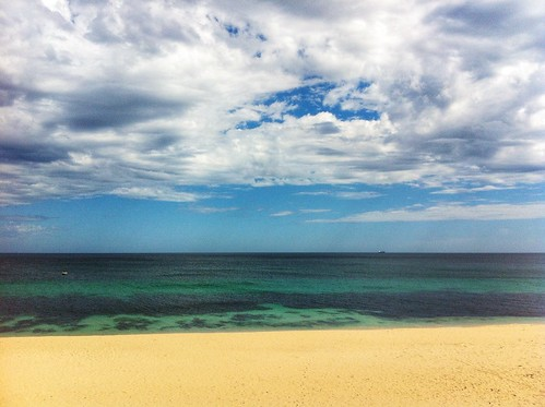 The Flat Sea