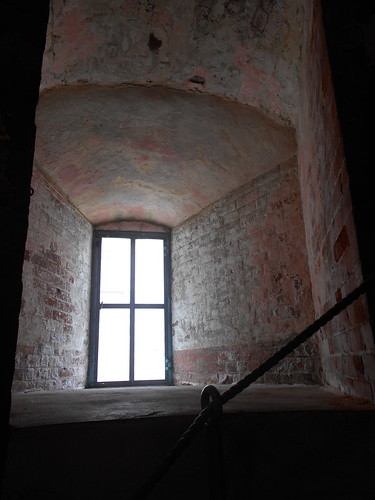 lighthouse interior window