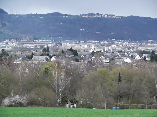Trier Härenwies Richtung Mariahof