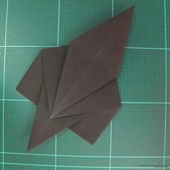 วิธีการพับกระดาษเป็นรูปจิงโจ้ (Origami Kangaroo) 005