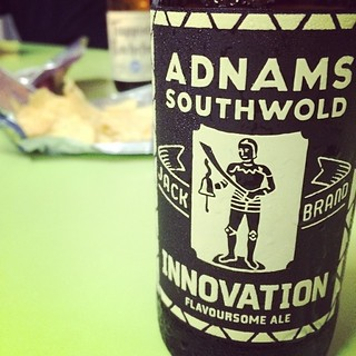 #beer & #innovation. What a mix @goodbeersg