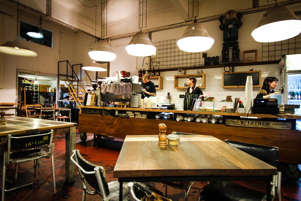 Melbourne Cafes: Top Paddock