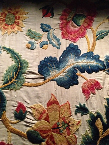 Crewelwork - V&A Museum
